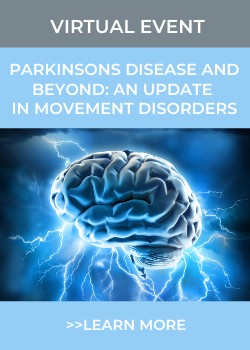 2020 Parkinson's Disease and Beyond: An Update in Movement Disorders Banner
